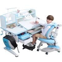 乐仙乐居学习桌 椅儿童书桌学习桌写字桌椅套装小学生课桌可升降