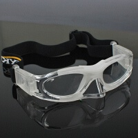 篮球面具护鼻脸带护鼻 篮球 足球眼镜 近视眼镜框 运动眼镜 护目