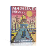 【顺丰速运】英文原版书籍 Madeline's Rescue 玛德琳的狗狗救星1954凯迪克金奖