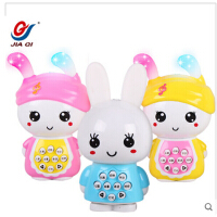 �g�吠�年 佳奇幼�涸缃�W��C ����玩具故事�C迷你兔玩具0-3�q以上�和��Y物