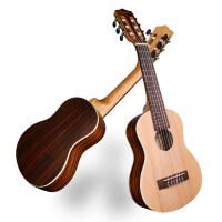 camwood紫木夏威夷小吉他初学者儿童入门28寸进口吉他里里a305 28寸云杉木玫瑰木 CU-28R