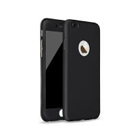 iphone6手机壳全包边苹果6splus保护套防摔i6磨砂硬外壳6s男女潮硅胶软简约轻薄360度