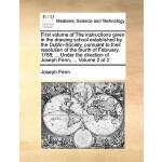 【预订】First Volume of the Instructions Given in the Drawing S