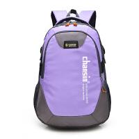 2018夏季潮电脑书包韩版中学生旅行双肩包运动女休闲旅游男士背包