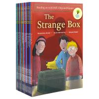 Oxford Reading Tree 牛津阅读树10-12 高阶18册 11-13阶英语分级阅读绘本儿童英语读物章节