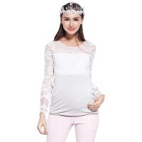 防辐射衣服肚兜内穿可洗护胎宝春夏款防辐射服孕妇装孕妇
