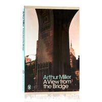 现货英文原版 桥上一瞥 A View from the Bridge 桥上眺望 英文小说 文学经典书籍 推销员之死 作者