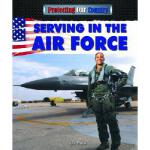 【预订】Serving in the Air Force 9781477712979