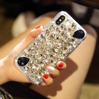 女款iphonex手机壳iphone7全包7plus新款6s带挂绳7苹果6防摔x套8水钻iphone