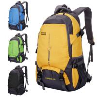 新款户外超轻大容量背包旅行防水登山包女运动书包双肩包男25L45L