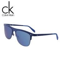 CalvinKlein墨镜女 大框司机镜男 轻薄 时尚金属太阳镜 CK2141