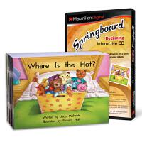 Springboard Beginning 澳大利亚ELT幼儿英语学习(含可发音和互动的英语学习光盘)