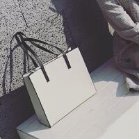 托特女包大包OL通勤包简约大容量女士时尚手提包单肩大包