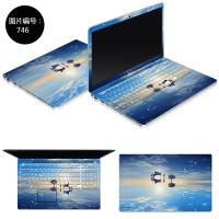 戴尔Dell灵越14R-5420电脑7420贴纸14z-5423笔记本外壳贴膜14寸