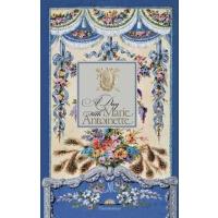 英文原版 A Day with Marie Antoinette 与玛丽・安托瓦内特的一天 精装艺术书 Flammari