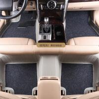 本田赛 CRV 雅阁飞度 汽车全包围专车专用加厚地毯丝草坪丝非双层脚垫