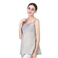 孕妇装吊带内穿银纤维上衣秋冬款孕妇衣服