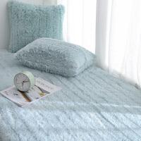 韩式阳台榻榻米垫子窗台飘窗坐垫定做可机洗现代简约卧室毛绒毯子