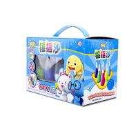 智高 KK-2923 摇摇沙 KK魔法乐园 保龄球趣味造型 手工DIY套装 当当自营