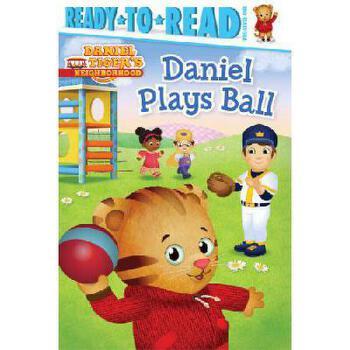 【预订】Daniel Plays Ball9781481417099 美国库房发货,通常付款后3-5周到货!