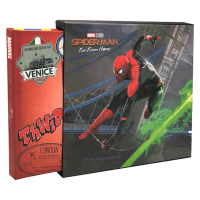 蜘蛛侠2 英雄远征 电影艺术设定集画册 英文原版 Spider Man Far From Home The Art of