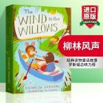 柳林风声 英文原版小说 The Wind in the Willows 经典儿童文学读物 哈利波特作者推荐 英文版进口