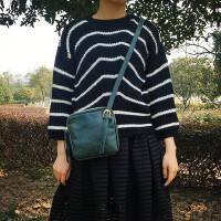 复古新款包包女包单肩包斜挎包小方包学院韩版时尚潮挎包小包