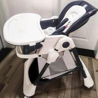 karmababy宝宝餐椅婴儿坐椅多功能便携可折叠家用吃饭儿童座椅子