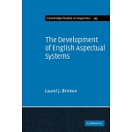 【预订】The Development of English Aspectual Systems: Aspectual