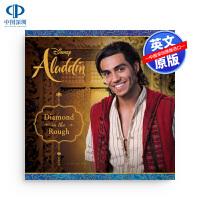 现货 英文原版 Aladdin Diamond in the Rough 阿拉丁 璞玉 儿童英文读物 迪士尼童话故事书