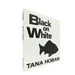 Black on White 白底黑字 吴敏兰推荐英文书单 白色上的黑色 英文原版绘本 幼儿启蒙认知图画书 纸板书