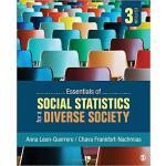 【预订】Essentials of Social Statistics for a Diverse Society 9