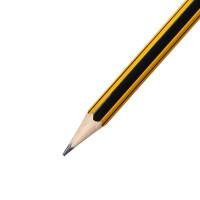 金万年2B木质铅笔 炭画考试绘图素描学习办公铅笔 G-2604 12支装