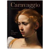 卡拉瓦乔 作品全集 英文原版 Caravaggio: The Complete Works 意大利巴洛克画派 Taschen 塔森 进口艺术书