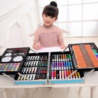 小男女孩幼儿园水彩笔小孩子生日创意新生入学礼物一年级开学 儿童文具套装学习礼品小学生画画用品画笔