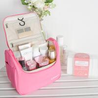 旅行化妆包小号便携韩国简约大容量多功能少女心化妆品收纳洗漱包