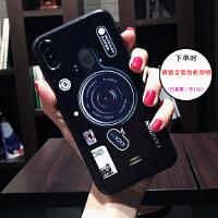 华为荣耀10手机壳nova4男女款mate20pro8x个性创意9i v10 v20 v9荣耀9