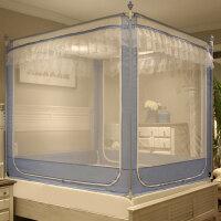 蚊�と��_�T拉�方�公主�L1.5米1.8m床�p人家用蒙古包坐床�y��