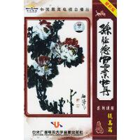 孙玉德写意牡丹系列讲座:提高篇(5VCD)