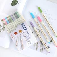 10支套装油漆笔DIY金属色彩色相册用笔