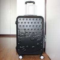 20180629074913130韩版拉杆箱万向轮旅行箱子母箱包密码20 22 24 26 28寸行李箱男女