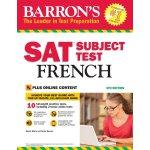 Barron's SAT Subject Test French, 4th Edition 英文原版 巴朗SAT学科考