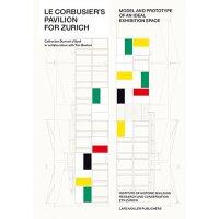【预订】Le Corbusier's Pavilion for Murich: Model and Proto