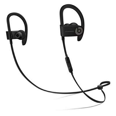 Beats Powerbeats3 by Dr. Dre Wireless 入耳式耳机 黑色 ML8V2PA/A
