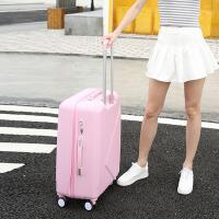 20寸密码箱学生行李箱女韩版万向轮拉杆箱24寸小清新旅行箱大容量