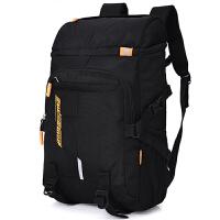 双肩包男士韩版休闲背包潮流电脑包大容量高中学生书包户外旅行包