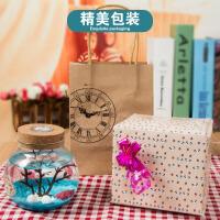 七夕情人节创意生日礼物送女生闺蜜女友手工diy18岁实用新奇