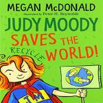 英文原版JudyMoodySavestheWorld!