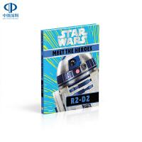 英文原版 星球大战 Star Wars Meet the Heroes R2-D2 (Who Is?) DK儿童百科全书