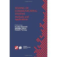 【预订】Testing of Communicating Systems: Methods and Applicati